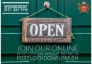 Online Discussion: post-Lockdown Parish Evangelisation and Catechesis (this Wednesday)