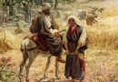 Reading through the book of Ruth